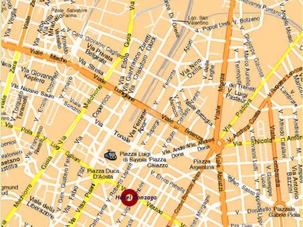 Keb Hotel Milan Ex Hotel Gonzaga Location Central Station Metro